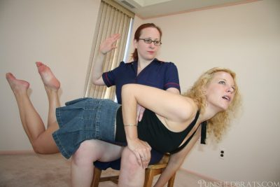 Punished Brats - The Anatomy of a Spanking