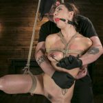 Hogtied – July 20, 2017 – Melissa Moore, The Pope
