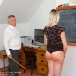 Firm Hand Spanking – Belinda Lawson – Asking for It – FJ