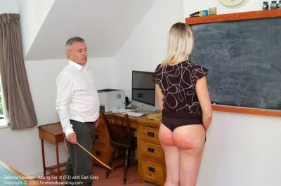 Firm Hand Spanking - Belinda Lawson - Asking for It - FJ