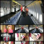 Spanked In Uniform – Europe Airlines Episode 2