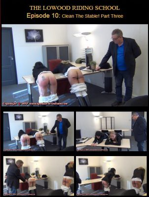 Spanked In Uniform - Lowood Riding School Episode 10