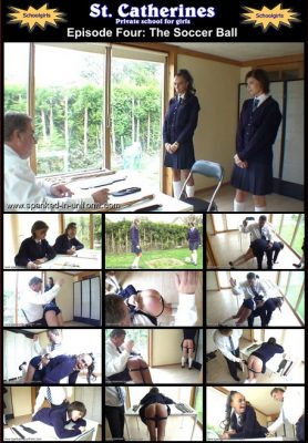 Spanked In Uniform - St. Catherines Episode 4