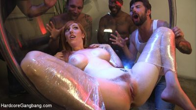 Hardcore Gangbang - Sep 6, 2017 - Lauren Phillips, John Johnson, Alex Legend, Mr. Pete, Tommy Pistol, John Strong