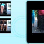 Spanked Coeds – Jenna, Daija & Maria: Roadside Belting