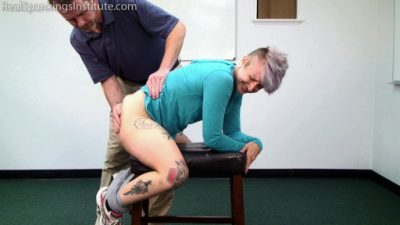 Real Spankings Institute - Devon: Trouble in Gym Class (Part 1)