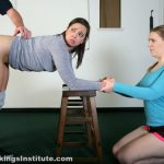 Real Spankings Institute – Spanked for Gym Infractions (Part 1 of 4)