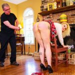 Punished Brats – Reform School Girl Caned Part 2 of 2
