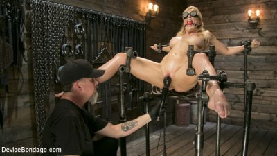 Device Bondage - Sep 21, 2017 - Cherie Deville, The Pope