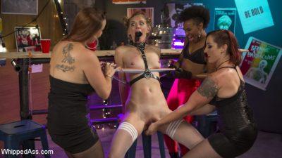 Whipped Ass - August 31, 2017 - Mona Wales, Bella Rossi, Nikki Darling, Mistress Kara