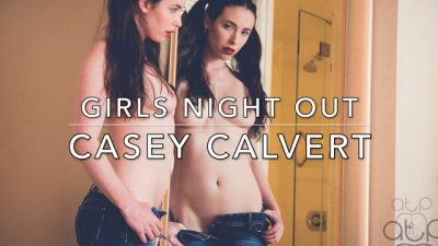 Assume the Position Studios - Girls Nighty Out - Casey OTK Spanking in Daisy Dukes