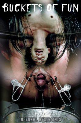 Infernal Restraints - Sep 22, 2017: Buckets of Fun   Mia Torro