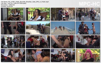 Public Disgrace - September 4, 2017 - Steve Holmes, Francys Belle, Irina Vega, Max Cortes