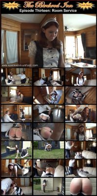 Spanked In Uniform - The Birchrod Inn Episode 13