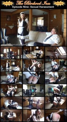 Spanked In Uniform - The Birchrod Inn Episode 9