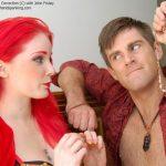 Firm Hand Spanking – Alison Miller – Costume Correction – C