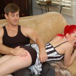 Firm Hand Spanking – Alison Miller – Costume Correction – D