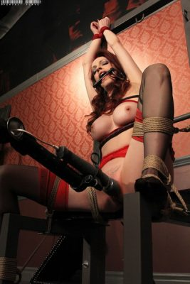 Perfect Slave - Bit Gagged Beauty - Emily Marilyn