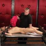 Tied For Tickling – Stocked and Tickled – Jeanie Marie
