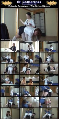 Spanked In Uniform - St. Catherines Episode 17