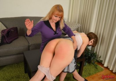 Spanked Sweeties - October 23rd, 2017 Linny Lace Talk