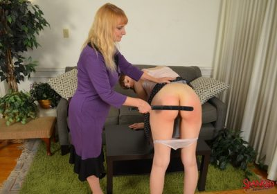 Spanked Sweeties - Linny Lace