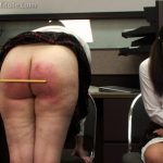 Adriana and Alex Interviewed and Spanked (Part 2 of 2)