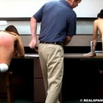 Real Spankings Institute – Maya and Rae Punished by The Dean (Part 3 of 4)