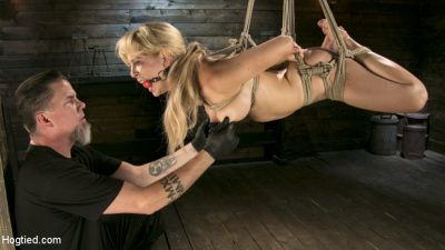 Hogtied - Oct 26, 2017 - Cherie Deville, The Pope