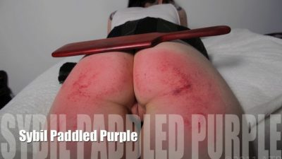 Dripping Wet Corner Time and Hard OTK Paddling for Sybil