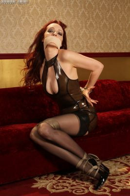 Perfect Slave - Splayed - Emily Marilyn