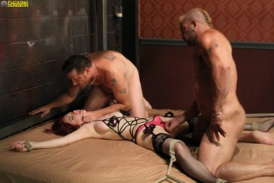 Dungeon of Cum - The Insemination of Crimson - Holly Wood
