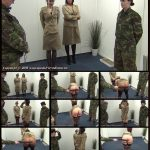 Spanked In Uniform – Montgomery Military Academy Episode 23