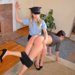 My Spanking Roommate – Episode 255: Kay and Elori Spanked For Jaywalking