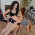 My Spanking Roommate – Episode 259: AlexH Gets Revenge Spanking on Madison