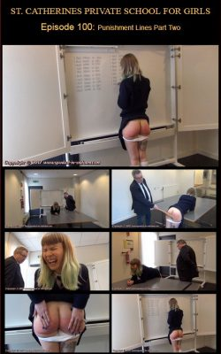 Spanked In Uniform - St. Catherines Episode 100