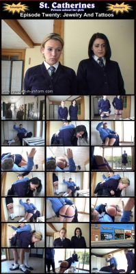 Spanked In Uniform - St. Catherines Episode 20
