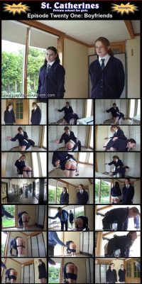 Spanked In Uniform - St. Catherines Episode 21