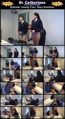 Spanked In Uniform - St. Catherines Episode 24