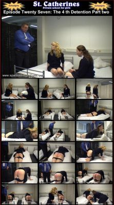 Spanked In Uniform - St. Catherines Episode 27