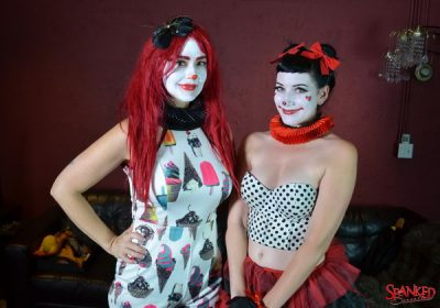 Spanked Sweeties - Nov 6th, 2017 Nova Clown Talk