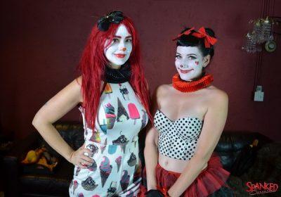 Spanked Sweeties - Nov 6th, 2017 Nova Clown Talk