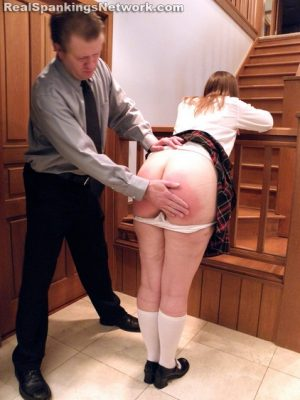 Real Spankings Institute - Spanked for Missing Room Inspection