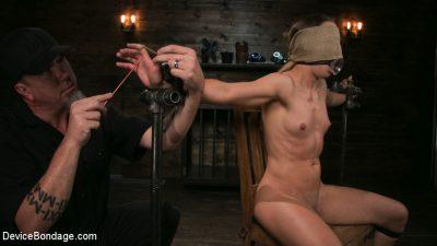 Device Bondage - Nov 2, 2017 - Cheyenne Jewel, The Pope