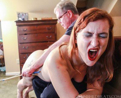 Punished Brats - The Hard Landing Part 1 of 2