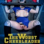 Real Time Bondage – Nov 11, 2017: The Worst Cheerleader Part 1 | Luna LaVey