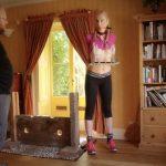 RestrainedElegance – Captured Jogger (Part Two)