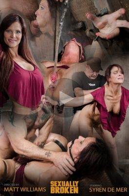 Sexually Broken - Nov 13, 2017 - Syren De Mer | Matt Williams | Sergeant Miles