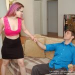 Firm Hand Spanking – Lisa Langley – Attitude Adjustment – DD