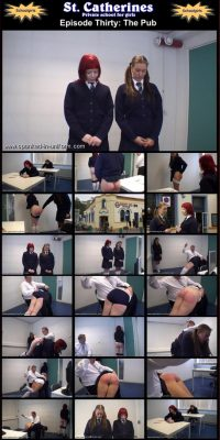 Spanked In Uniform - St. Catherines Episode 30